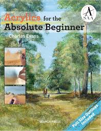 watercolour for the absolute beginner amazon co uk matthew