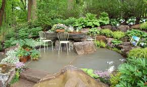 How To Build A Rock Garden Small Garden Ideas And Designs The Garden Inspirations