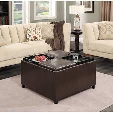 convenience concepts designs4comfort times square ottoman w 4