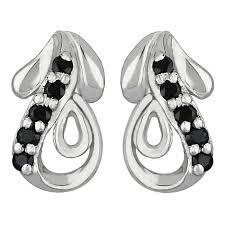 silver earring kuhjohl silver earring kge00153
