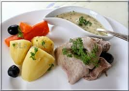 cuisiner tete de veau la table lorraine d amelie tête de veau sauce ravigote