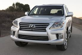 lexus suvs lexus lx 570 arrives in india