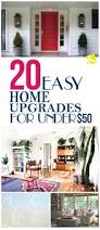 20 easy home upgrades for under 50 the krazy coupon lady
