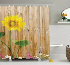 sunflower bathroom accessories and decor