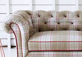 Chesterfield Sofa Charlotte Love Your Home - Fabric chesterfield sofas