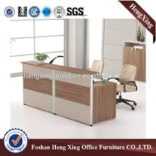 Wood Reception Desk by 2 4m Factory Price Wooden Reception Desk Reception Table Hx