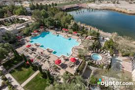 hilton lake las vegas resort and spa oyster com review