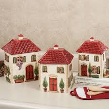 Country Kitchen Canisters Kitchen Canisters Red Set Kitchen Canisters Palladian Window