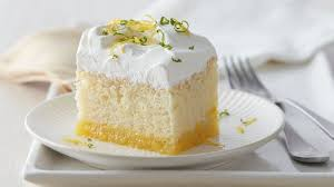 lemon lime magic cake recipe bettycrocker com