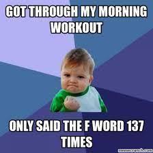 Exercise Memes - fitness exersice program workout routine workout program workout