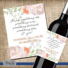asking bridesmaid gifts the 25 best asking bridesmaid gifts ideas on wedding