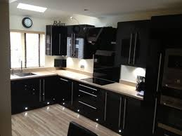 Dark Cabinets With Light Floors Kitchen Design Amazing Cabinet Color Ideas Bathroom Flooring