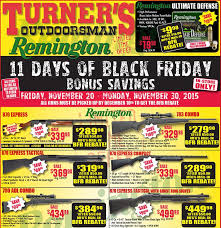 turner s outdoorsman pre black friday sale bd outdoors