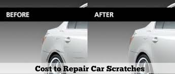 how much does it cost to fix a brake light how much does it cost to repair car scratches in