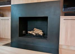 amazing decoration fireplace metal frame custom surrounds metal