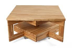 coffee table contemporary oak beech delta 723 by kai beechwood