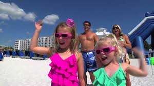 best florida resort for family adventure on st pete
