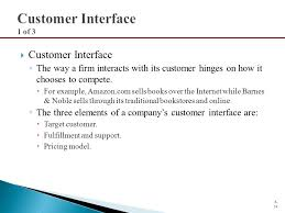 Barnes And Noble Target Market Developing An Effective Business Model Ppt Video Online Download
