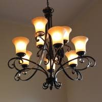 Foyer Chandelier Ideas Interior Foyer Light With Ornament Brass Glass Holder And Arm