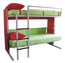 sofa becomes bunk bed convertible beds add unique style to a room