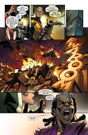 uncanny the uncanny avengers are going rogue laughingplace com