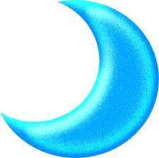 moon clipart moon blue png clipart by clipartcotttage on deviantart
