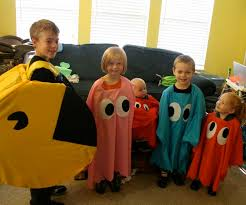 Fantastic 4 Halloween Costumes 20 Pacman Ghost Costume Ideas U2014no Signup