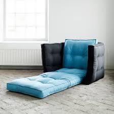 futon azur chauffeuse bicolore convertible matelas futon dice futon chair