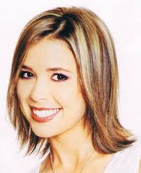 pictures on medium length bob hairstyles for fine hair cute
