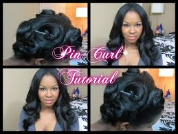 black hairstyles without heat pin curl tutorial make your curls last without heat with