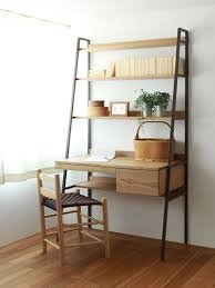 Short Ladder Bookcase The 25 Best Ladder Desk Ideas On Pinterest Ladder Shelf Desk