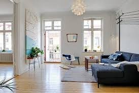 light blue gray living room interior design