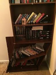 Oak Bookshelves For Sale by Mainstays 5 Shelf Standard Wood Bookcase Expresso Walmart Com