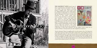 bob dylan u0026 the band the basement tapes raw the bootleg series