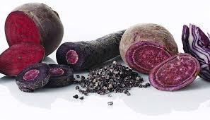 red violet purple