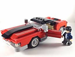 64 Mustang Black Lego Ideas 1965 Ford Mustang