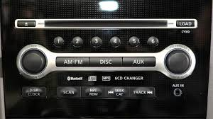 nissan maxima year to year changes 2013 nissan maxima audio systems youtube