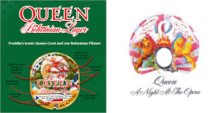 Bohemia Flag Rock Band Queen Launches Its Own Beer U2013 All About Drinks