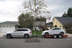 2013 jeep patriot towing capacity towing impressions 2012 jeep grand term road test