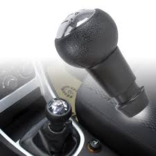 obest niu 5 speed manual transmission gear stick knob black