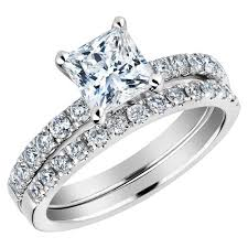 diamond wedding rings square princess cut diamond engagement rings hd wedding band for
