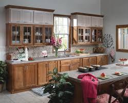 logan square birch dawn snowbank bertch kitchen cabinetry by