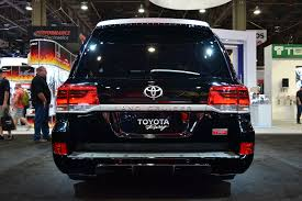 suv toyota toyota built an suv that u0027s faster than the bentley bentayga