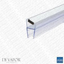 shower door magnetic seal replacement 4 6mm 8mm 10mm glass