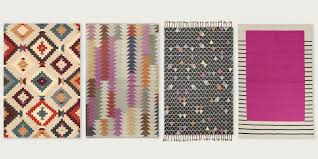 11 best kilim rugs for every style 2017 contemporary printed