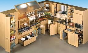 armoire en coin cuisine capsule accessoires de cuisine et systèmes de rangement 1ère