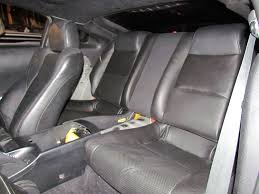 how many seats does a question car seats that fit a 2001 mitsubishi eclipse