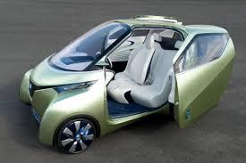new nissan concept pivo 3 concept