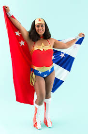 Wonder Woman Costume Wonder Woman Costume For Halloween With Cape 16091754
