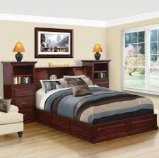 amish bookcase beds wood amish beds u0026 headboards cabinfield